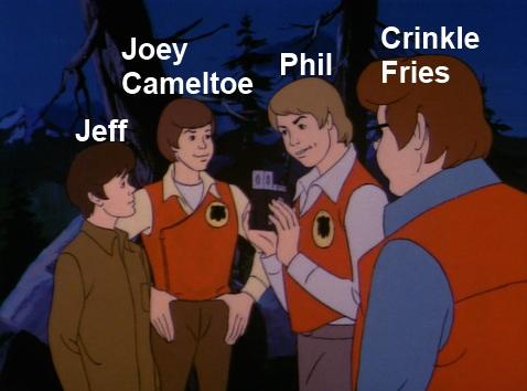 "Super Friends Season 2, Episode 8 – ""Initiation"