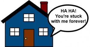No, HA HA to YOU, house!