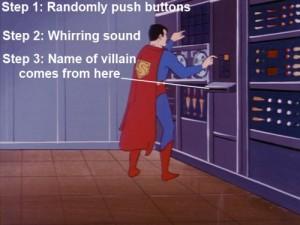 Super Friends Computer
