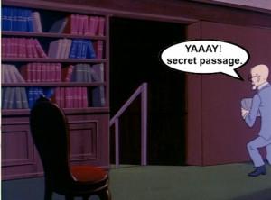 Super Friends Secret Passage