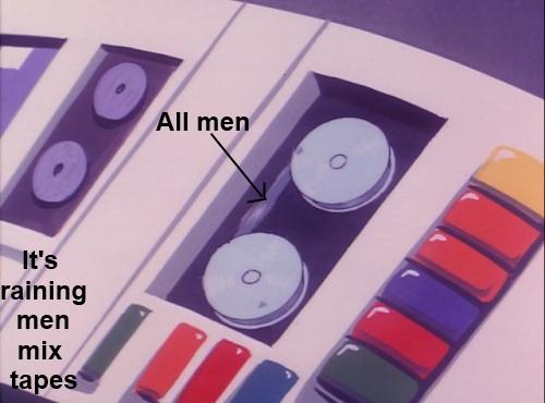 Super Friends Man Tape