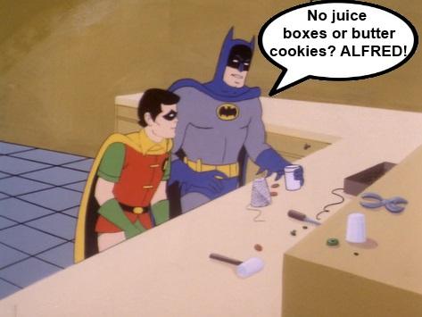 Super Friends Baby Batman