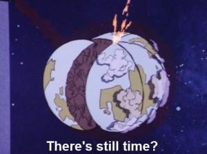 Super Friends Earth Status