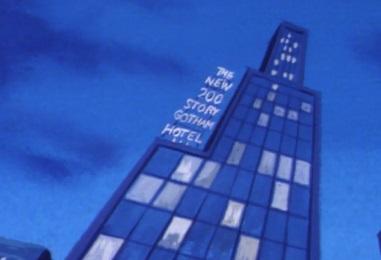 Super Friends Gotham Hotel