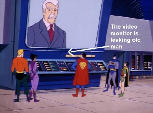 Super Friends Leak