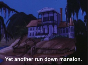 Super Friends More Mansions