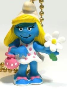 Smurf Fan